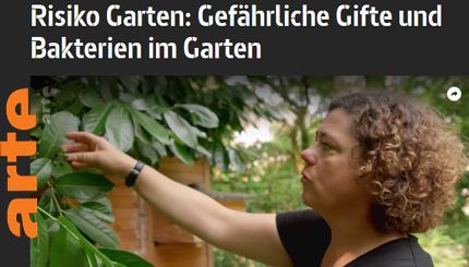 Gefährliche Gifte und Bakterien im Garten