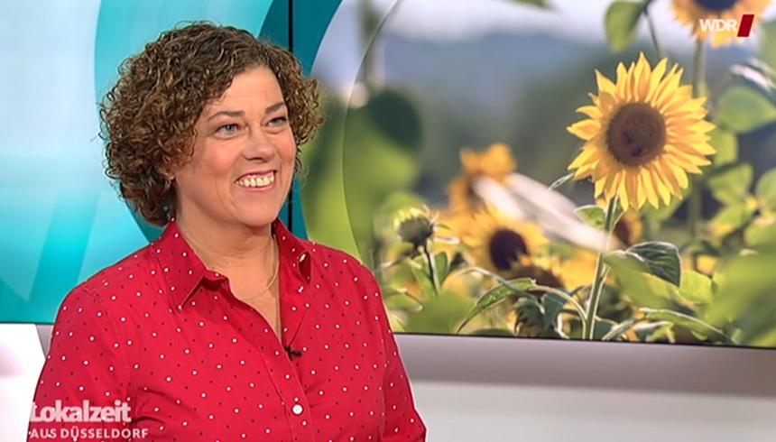 Gartentipps von Melanie Unterberg 21.09.2021 WDR Lokalzeit